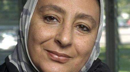 Sanaa Nadim, chaplain at the Islamic Society Interfaith