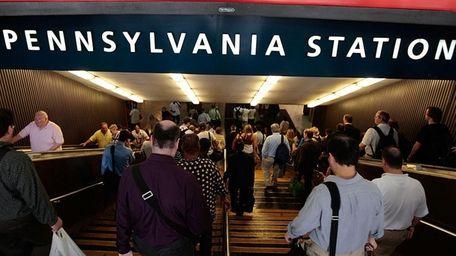 Amtrak officials say three tracks at a time