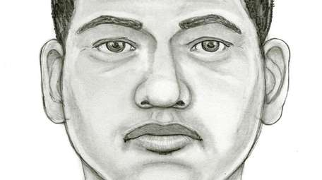 Nassau police released a composite sketch of a