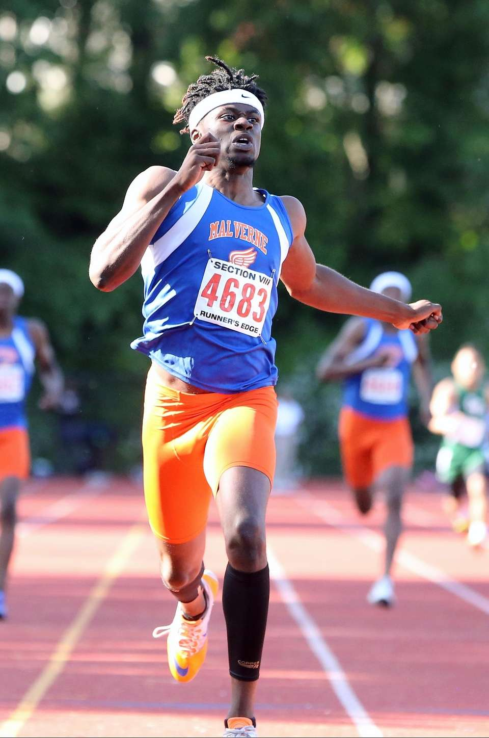 Malverne's Maurice Teachey Jr. takes first in the