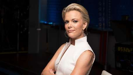 Megyn Kelly poses for a portrait in Manhattan