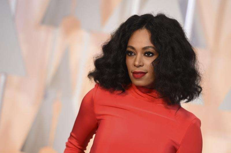 Singer Solange Knowles was born on June 24,