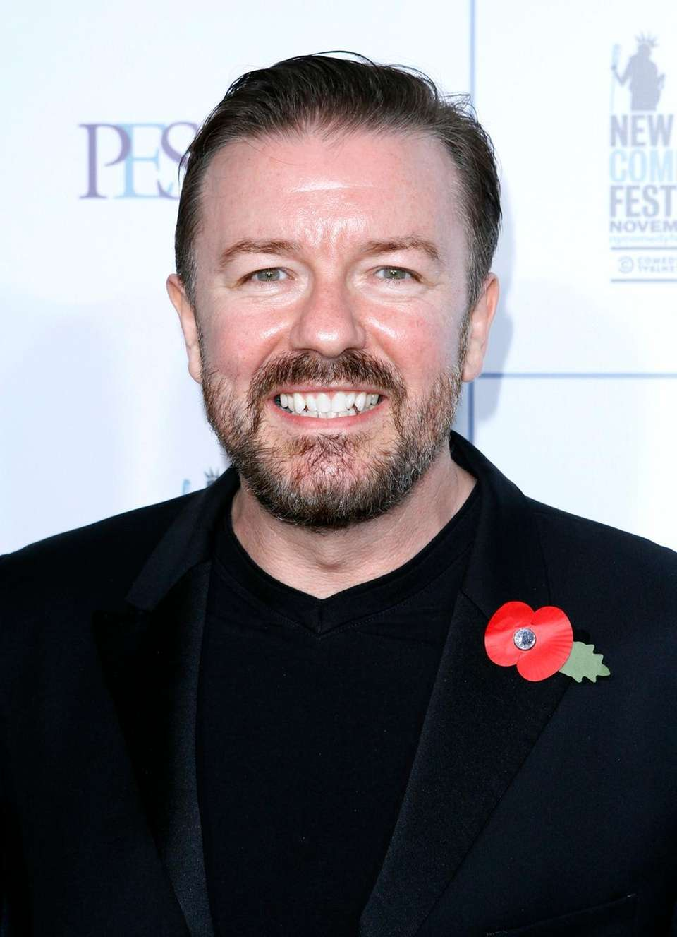 Comedian Ricky Gervais was born on June 25,