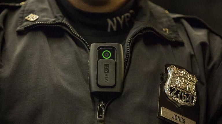 New York Police Department (NYPD) Officer Joshua Jones