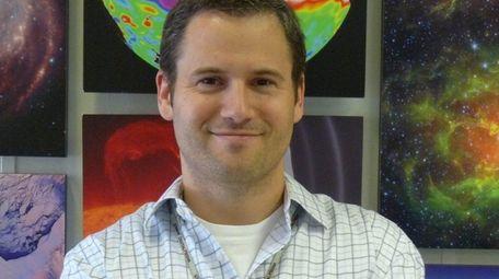 Joel Hurowitz of Stony Brook University, who has