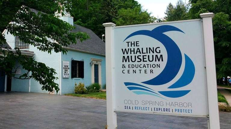 The Whaling Museum & Education Center of Cold