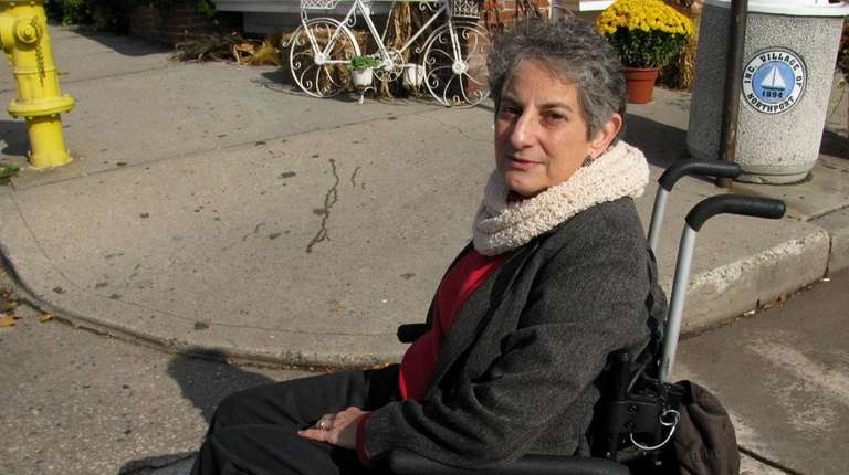 In 2009, Tamar Sherman contacted Newsday's Community Watchdog