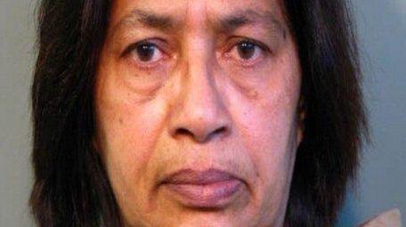 Nanny Stacy Sakeran, 57, of Jamaica, Queens, arrested