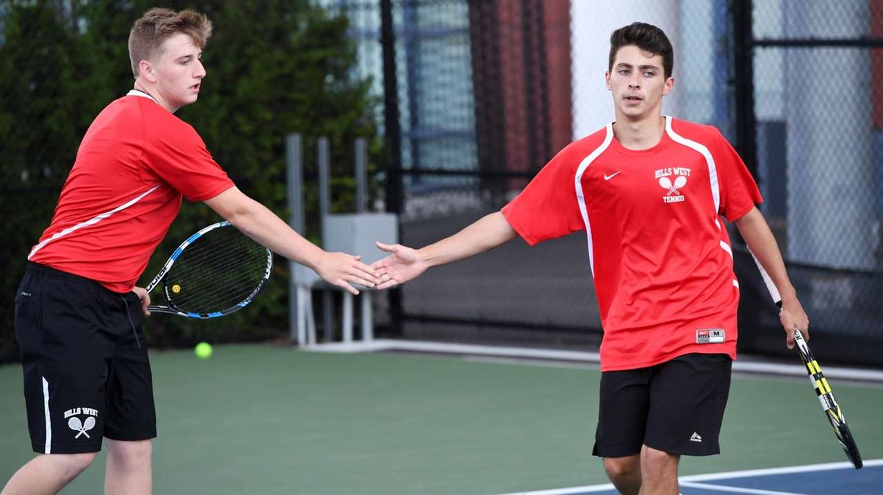 All-Long Island boys tennis