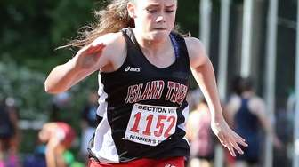 Island Trees' Gianna McGowan takes first in the