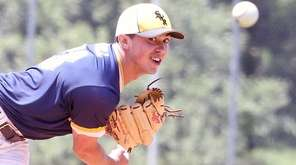 Wildcat's Brian Morrell had one bad inning during