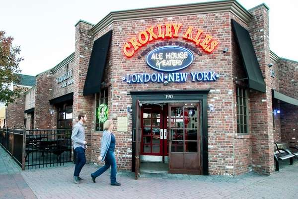 Croxley Ales is one of several Farmingdale restaurants