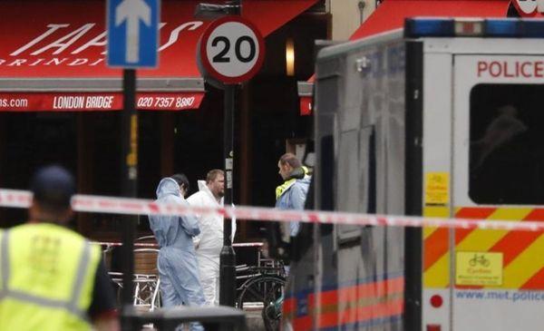 London Bridge terror attack killers named by police