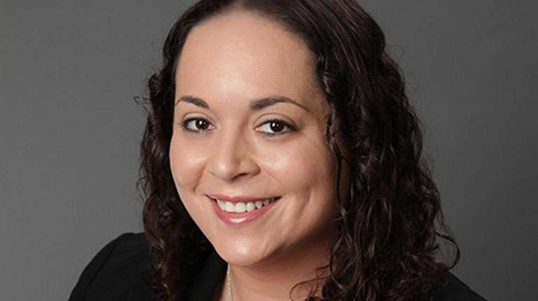 Dara C. Goodman of Levittown has been promoted