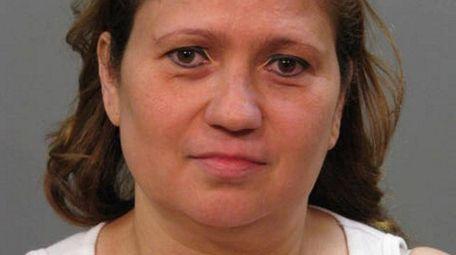Bernabe Mejia, 45, of Hempstead, was arrested Sunday,
