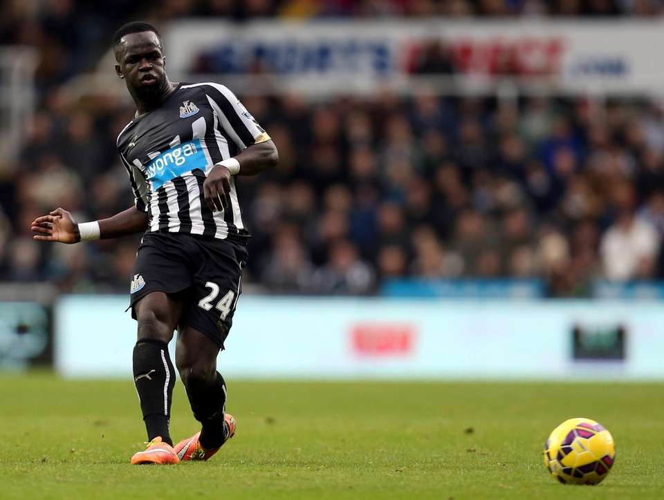 Cheick Tiote, a former Newcastle and Ivory Coast