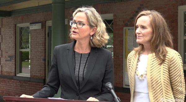 Rep. Kathleen Rice (D- Garden City) on Monday,