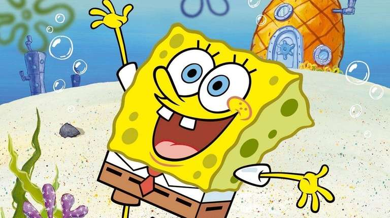 Nickelodeons SpongeBob SquarePants And Friends Will Be Moving Into The Palace Theatre When A New Musical Begins Previews Nov 6 Leading Up To Its Dec