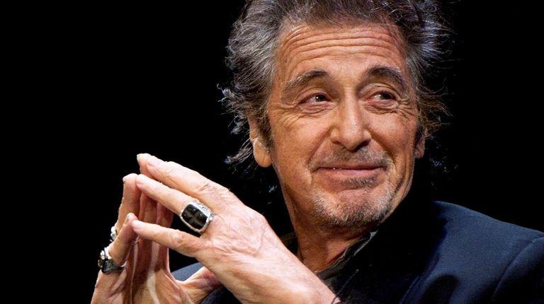 Al Pacino seen here on May 22,
