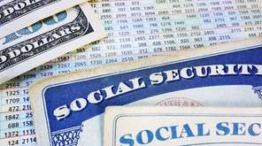 Social Security retirement benefits are based partly on