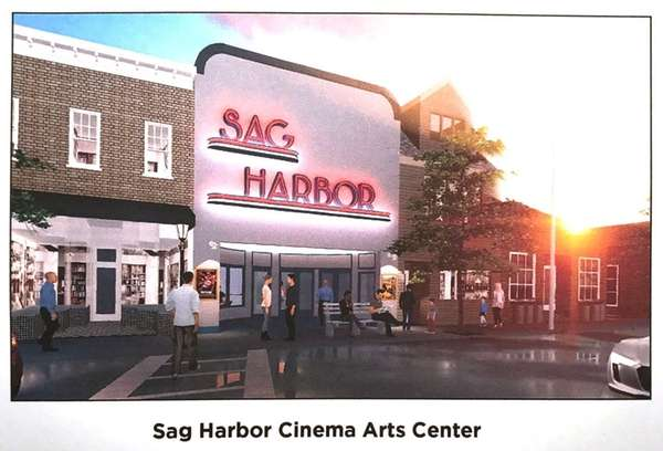 Rendering of the proposed reconstruction of the Sag