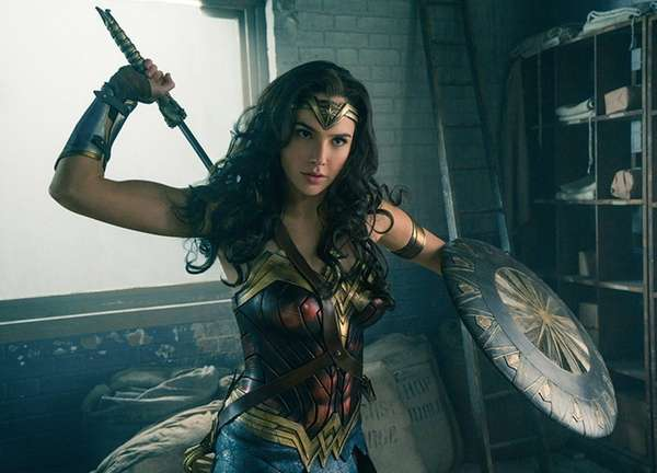 'Wonder Woman' has biggest opening ever for a female director