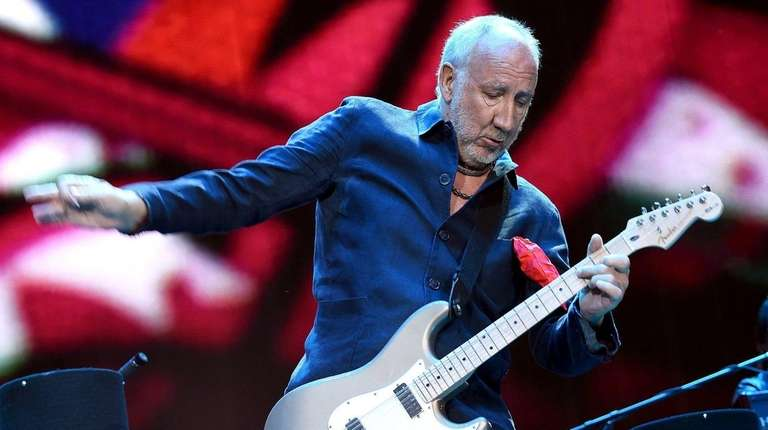 The Who's Pete Townshend is bringing