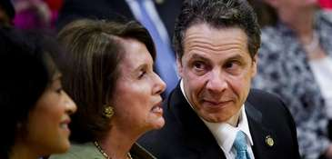 Gov. Andrew M. Cuomo and House Democratic Leader