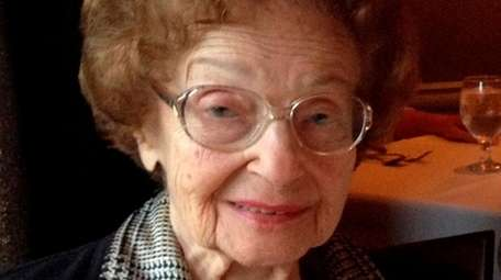 Marilyn Brown, 92, a former teacher and ex-president