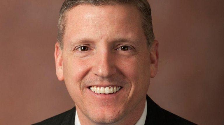 Dennis Santare, of Garden City, vice president of