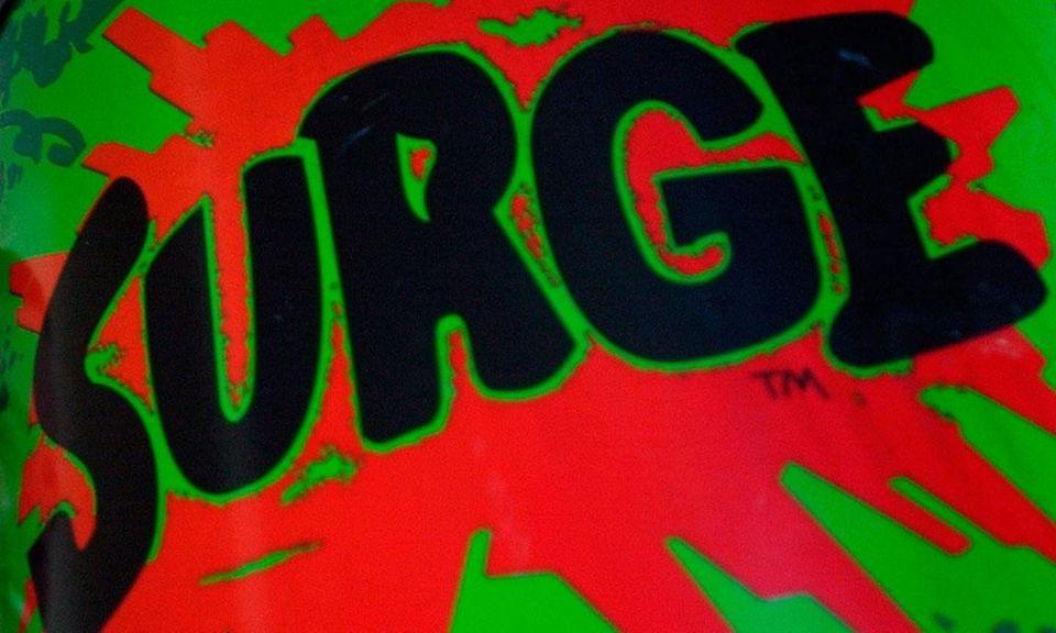 In 1997, Coca-Cola introduced Surge, a citrus-flavored drink