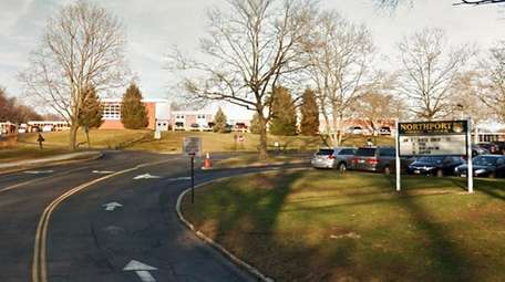 A wing of Northport Middle School will remain