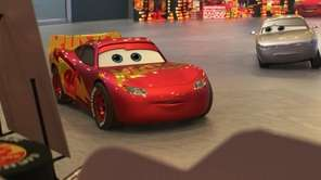 In this animated Disney-Pixar sequel, the smart-mouth race-car
