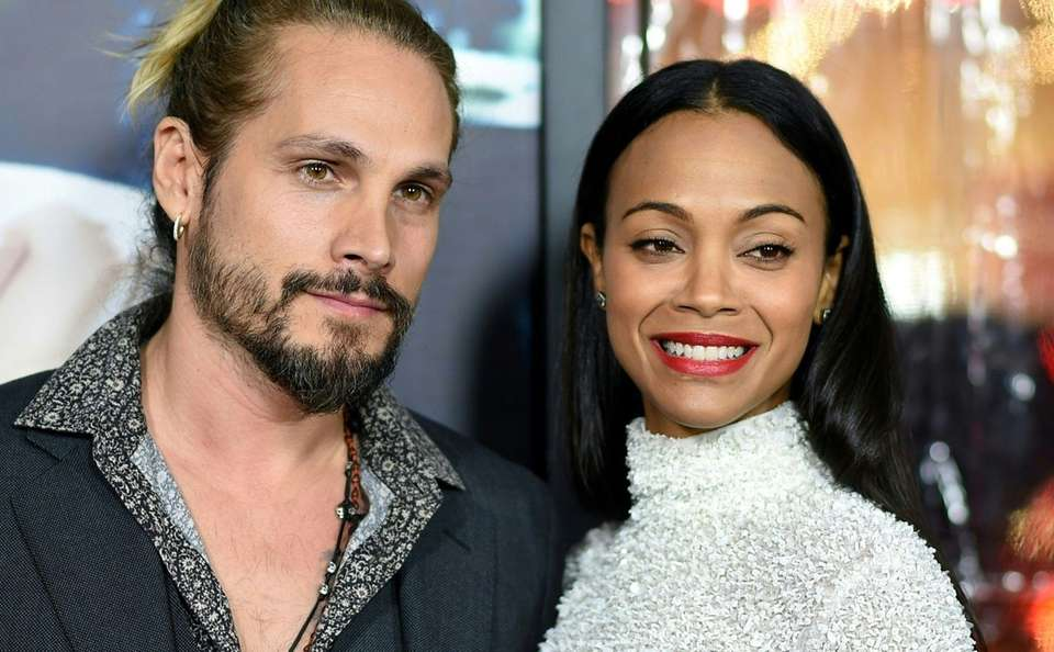 Zoe Saldana and Marco Perego have three children,