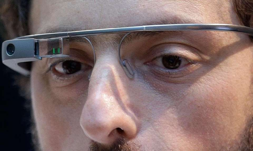 Google introduced the Glass in 2014, high-tech glasses