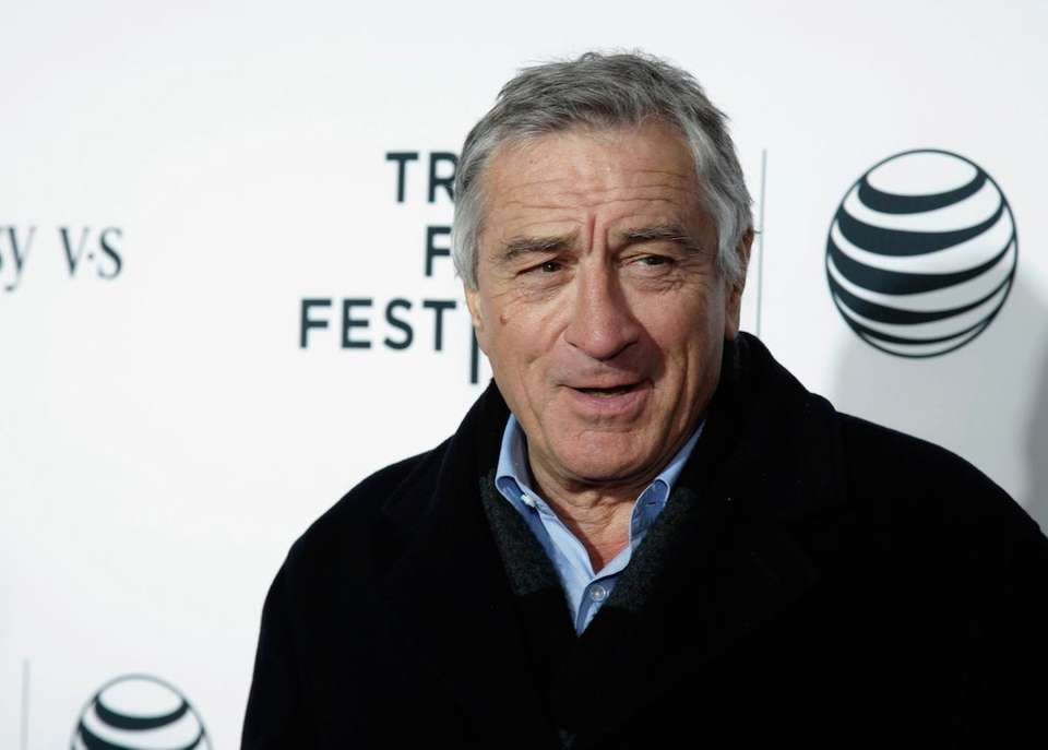 Robert De Niro and Toukie Smith are parents