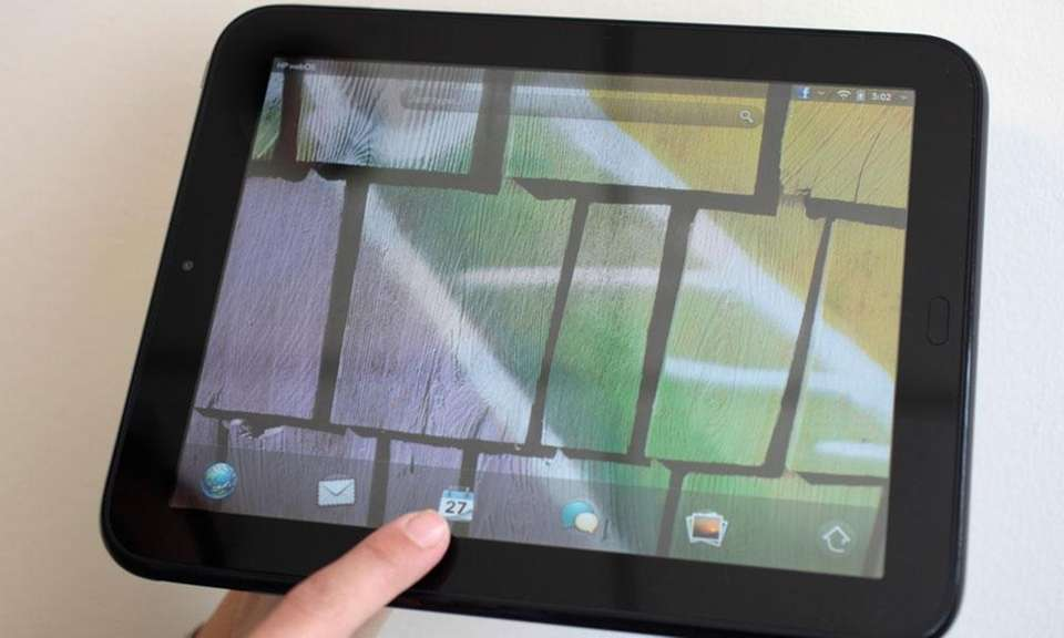 In July 2011, HP announced the Touchpad, meant