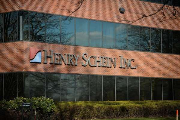 The Henry Schein Inc. headquarters in Melville on