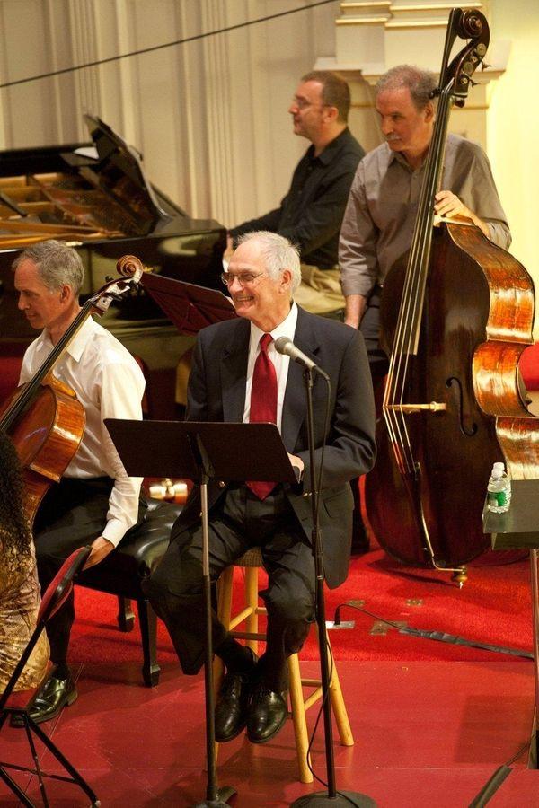 Alan Alda returns to narrate a concert program