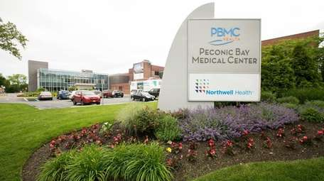 Peconic Bay Medical Center in Riverhead June 7,