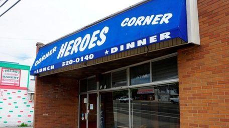 Corner Heroes in Selden closed last week, the