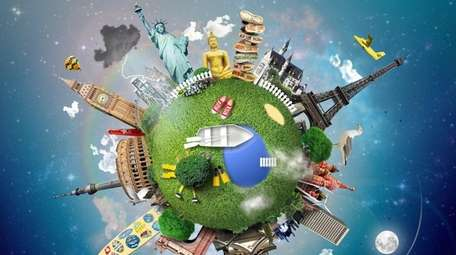 Kids can explore global themes at the Around