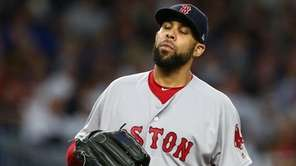 David Price #24 of the Boston Red Sox
