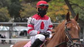 Horse racing is one of the most physically