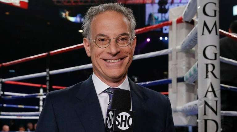 Showtime broadcaster Steve Farhood will be inducted into