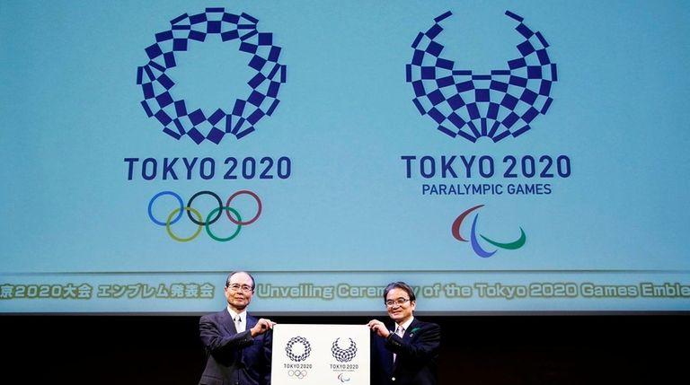 Tokyo 2020 Emblems Selection Committee Chairperson Ryohei Miyata,
