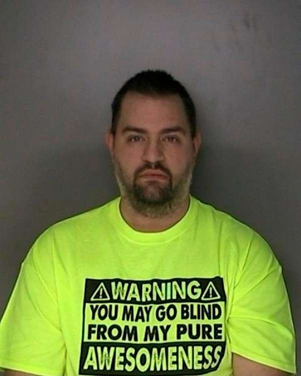 Brian J. Newton of East Northport in a
