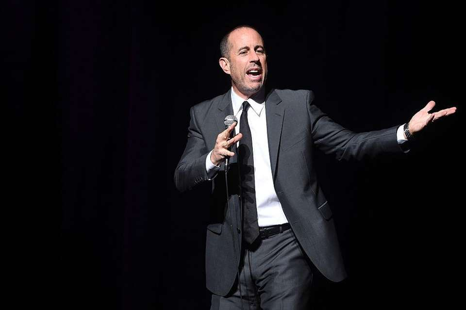 The Massapequa-raised comedian is dad to daughter Sascha,