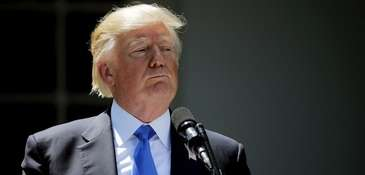 President Donald Trump said on Friday, June 9,