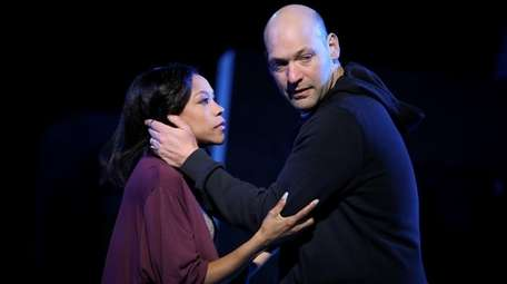 Nikki M. James as Portia and Corey Stoll